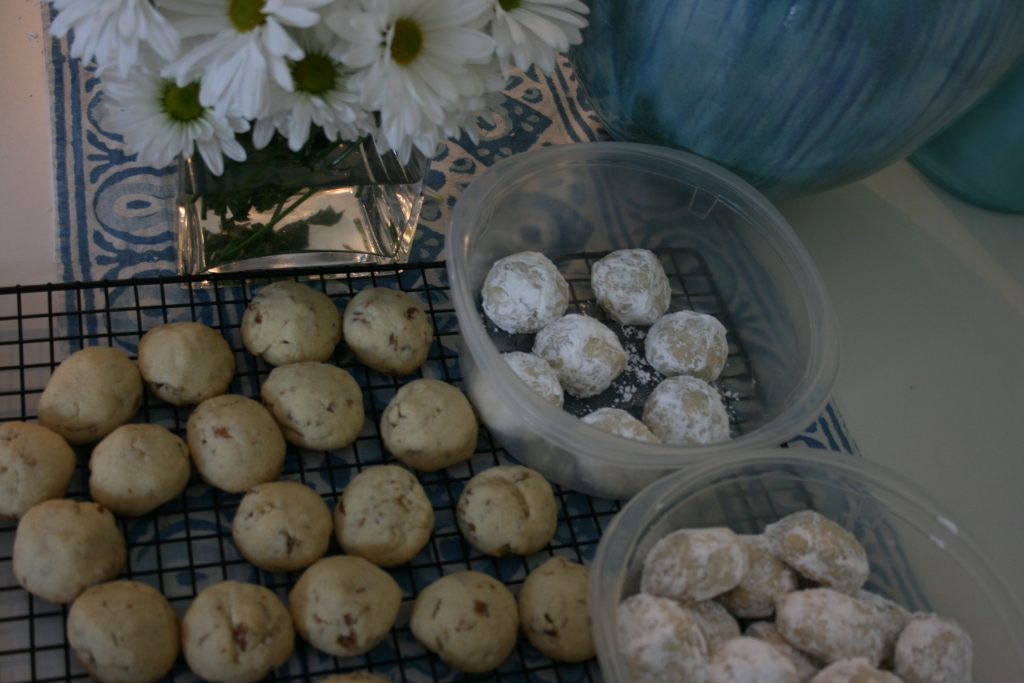 Snowball Cookies-Loved by all!