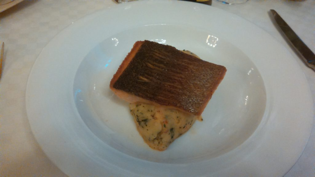 Pan-Fried Ocean Trout