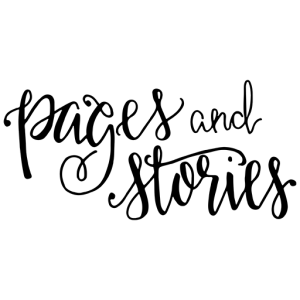 Pages and Stories Logo